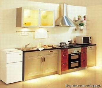 antiqued kitchen cabinets easiest floor to keep clean 复古橱柜搭配营造家装亮点 复古厨柜
