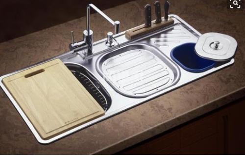 big kitchen sinks metal shelves ikea 厨房水槽十大品牌排行榜 大厨房水槽