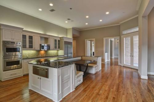 flooring kitchen area rug 攻略 如何让厨房装木地板美观又实用 地板厨房