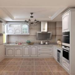 Kitchen Floor Tile Redo Ideas 厨房地砖颜色搭配的案例介绍 厨房地砖