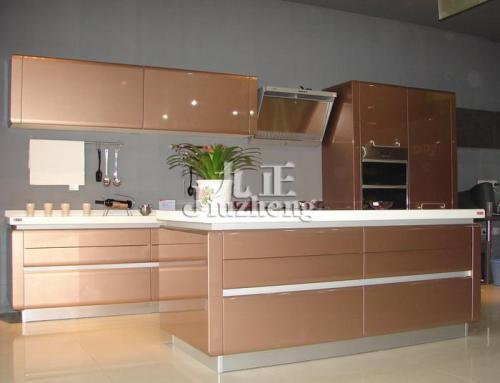 kitchen cabinet painting cost commercial flooring 烤漆橱柜怎么样烤漆橱柜优缺点 厨柜烤漆成本