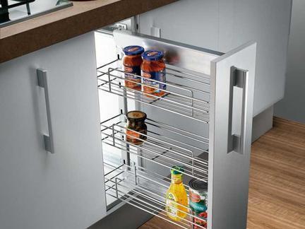 kitchen pulls drop leaf table plans 厨房拉篮实用吗 如何挑选厨房拉篮 厨房拉