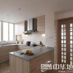 Kitchen Floor Remodel Cheap 厨房地板选购的注意事项厨房地板的材料选择 厨房地板
