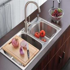 Rustic Kitchen Sinks Remodeling Kansas City 厨房水槽安装方式有哪些 质朴的厨房水槽