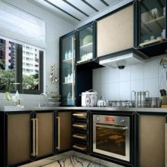 Kitchen Designer Large Sink 厨房设计原则解析助你变身厨房设计师 厨房设计师