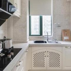 Kitchen Table Top Pantry Cabinet For 厨房台面用什么颜色你选对了吗 厨房台面