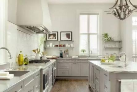 decorative kitchen signs rooster rugs for 装修中的厨房色彩搭配禁忌及风水知识 装饰厨房的迹象