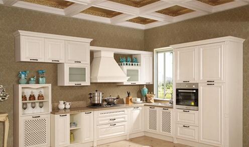 decorative kitchen signs valances curtains 百姓家装装饰解析整体厨房设计要点 装饰厨房的迹象