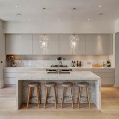 Kitchen Island Counter Lowes Remodel Reviews 中岛厨房的特点厨房中岛台尺寸布局 住范儿 有了中岛 你家的开放式厨房就圆满了