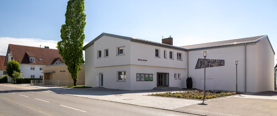 Büropavillon | Einladende Geste Von Bembé Dellinger Architekten