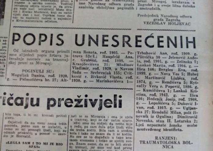 ZAGREB JE BIO ZAVIJEN U CRNO: Danas je godišnjica mirogojske tragedije