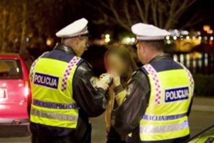 Policija - alkotest