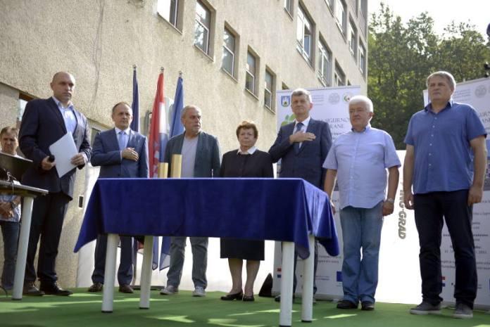 Gradi se novi Centra za sigurnost i kvalitetu hrane. Evo što će on značiti za zdravlje Zagrepčana!