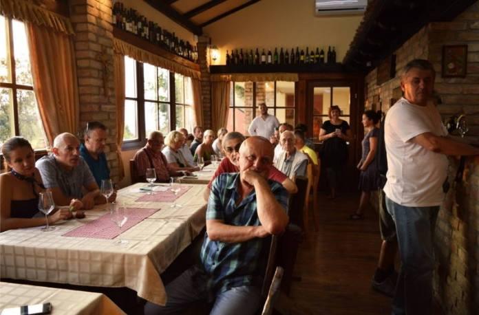 VINSKI TURIZAM: Projekt G.E.T. Stars počeo dodjelom oznaka za šest moslavačkih vinarija.