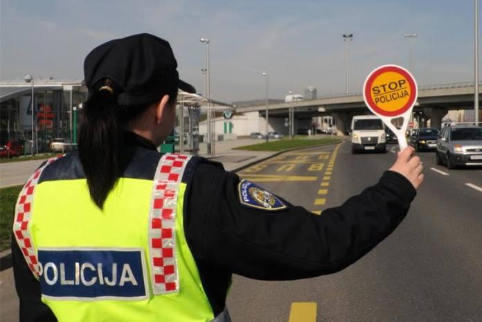 Policija za vikend najavila veliku akciju nadzora vozača motocikala, mopeda i bicikala