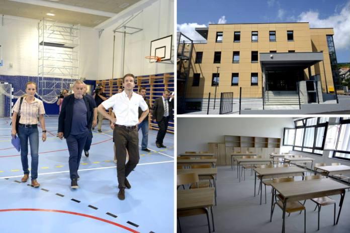 Nova zgrada Područne škole Vidovec potpuno je završena i opremljena