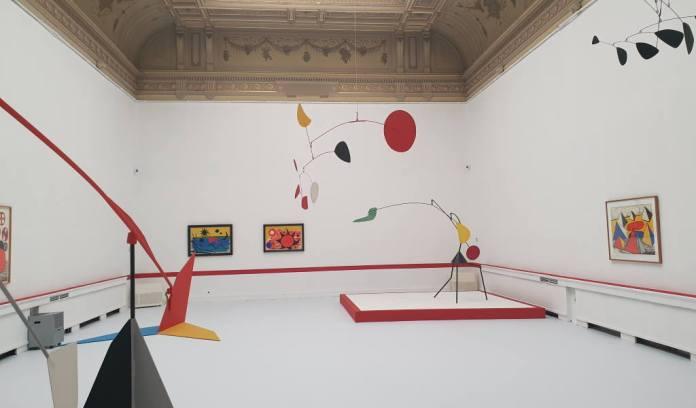 IZLOŽBA: Djela velikog Alexandera Caldera u Umjetničkom paviljonu