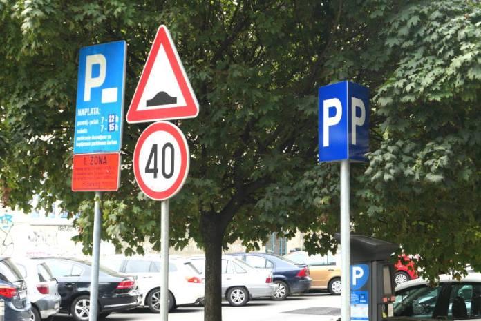Parkiranje - naplata parkiranja