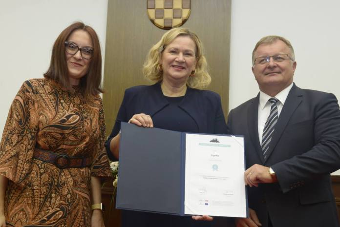 'GRADOVI ZA JEDNAKOST': Zagrebu pripala nagrada za ostvarivanje jednakosti među građanima