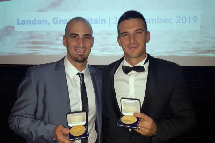 Svjetska veslačka organizacija FISA proglasila braću Sinković najboljim veslačima svijeta