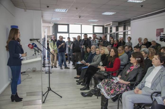 Nacionalna i sveučilišna knjižnica otvorila novi prostor Digitalnoga laboratorija