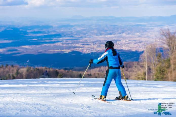 skijalište na Sljemenu