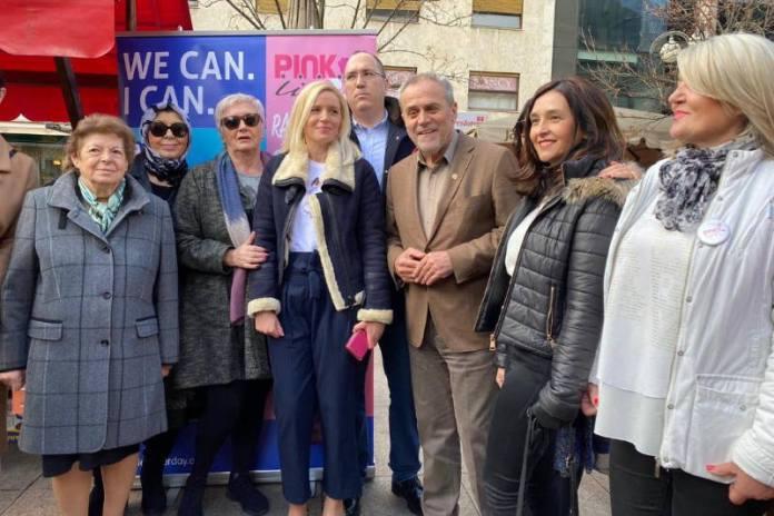 Na Cvjetnom trgu obilježen Svjetskog dana borbe protiv raka (World Cancer Day)