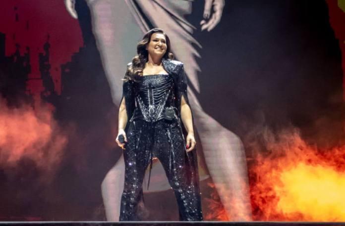 NINA BADRIĆ ODUŠEVILA: Prepuna Arena pjevala u glas više od dva sata