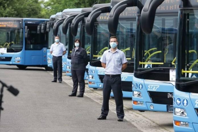 ZET predstavio 22 nova autobusa čija je kupnja financirana iz europskih fondova