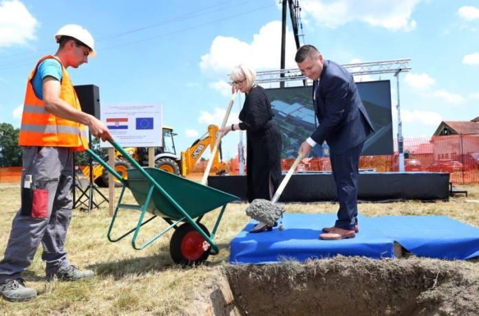 Počela gradnja dječjeg vrtića u Jalševcu Nartskom, u općini Rugvica