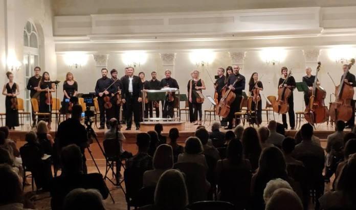 Pod ravnanjem maestra Ivana Repušića te sjajnim nastupm Martine Filjak otvoren je BEETHOVENplus