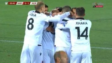 Photo of Tre gola për tre pikë, Shqipëria shkatërron Andorrën (VIDEO)