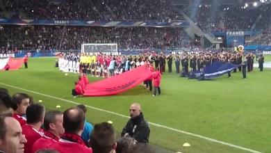 Photo of Ndeshja Francë-Shqipëri nis me incidente, nuk këndohet himni shqiptar (VIDEO)