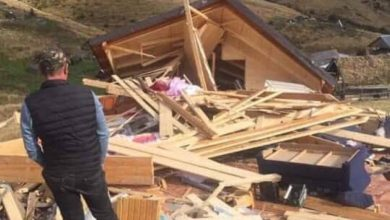 Photo of Pasi u dhanë ultimatumin, malazezët shembin stanet stërgjyshore të shqiptarëve