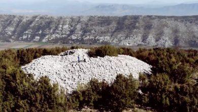 Photo of Zbulohen piramida të lashta në Shqipëri, pamjet e ngrehinave 5 mijë vjeçare (VIDEO)