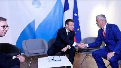 Photo of Vuçiç: Dialog me Kosovën, vetëm nëse hiqet taksa me Serbinë