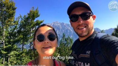 Photo of E kishit parë? Çifti i turistëve bën videon perfekte në Shqipëri