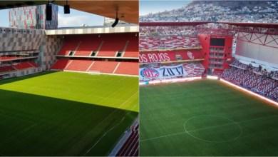 Photo of Arena Kombëtare, projekti thuajse identik me një stadium në Meksikë (VIDEO)