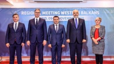 """Photo of Mali i Zi refuzon propozimin për """"mini Shengenin"""" e Ballkanit"""
