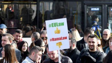 Photo of Ligjet e 'censurës' ngrenë pikëpyetje për angazhimin e Shqipërisë për integrim në BE