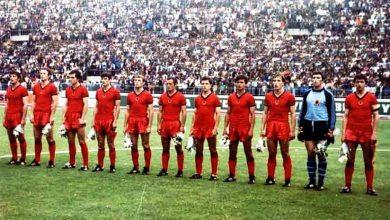 Photo of Nostalgjia e viteve 80, Shqipëria mundte Belgjikën në vitin 1984