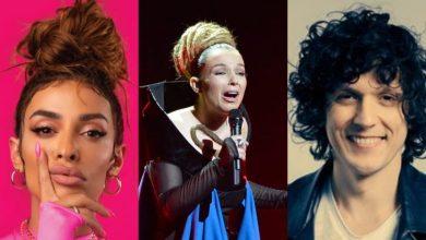 Photo of Këngët e shqiptarëve, në mesin e 250 këngëve më të dëgjuara të Eurovizionit