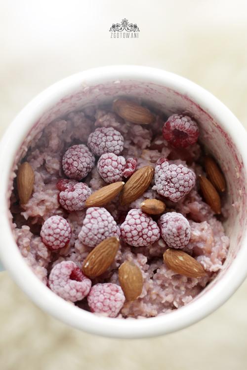 jaglanka zdrowe, pyszne śniadanie