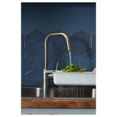 High Flow Kitchen Faucet Aerator Stainless Steel Utensil Set Elmaren Mixer 803 557 18 评论 价格 购买地点 Elmaren厨房龙头