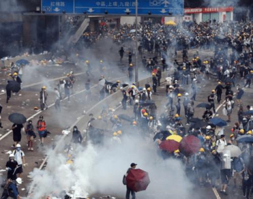 """The Impact On Tourism IsHuge:"" Hong Kong Hotel Crisis Erupts Amid Escalating Protests"