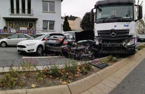 9 Injured In Germany After Syrian Migrant Uses Truck In Terrorist Attack