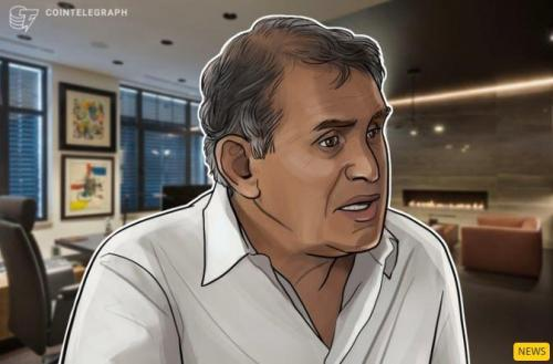 """Nouriel Roubini Concedes Bitcoin """"Maybe Is A Partial Store of Value"""""""