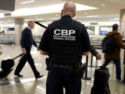 Airport Customs AgentBadgers Journalist; Won't Let Pass Until He Admits To 'Writing Propaganda'