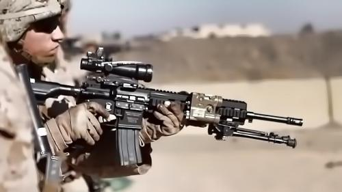 US Army Readying Massive Order For M16A4 Assault Rifles