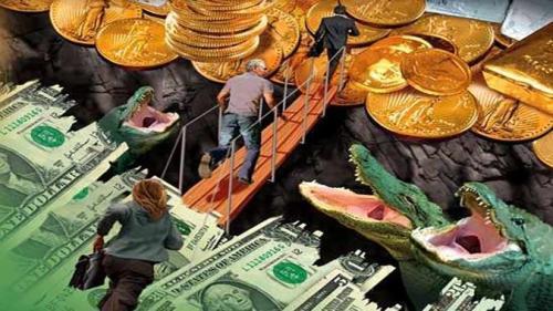 Sleepwalking Toward A Crisis - Got Gold?